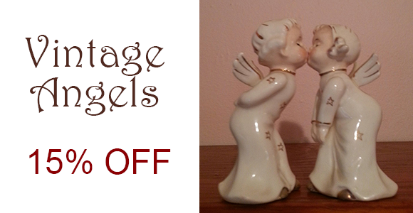 Vintage Angels 15 off